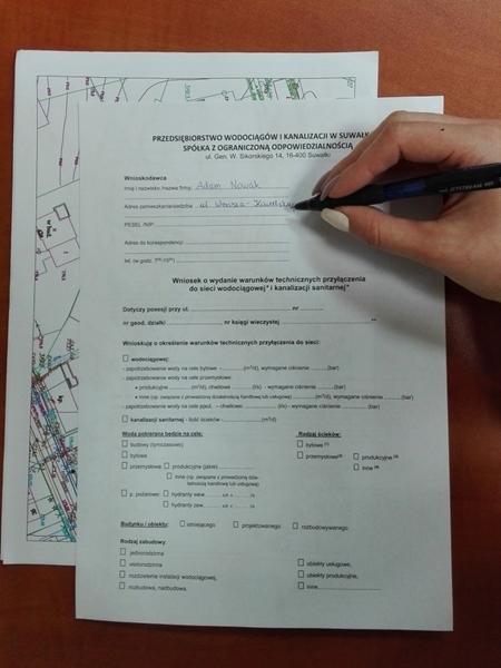 Podłączenie do M.S.C - dokumenty do pobrania.