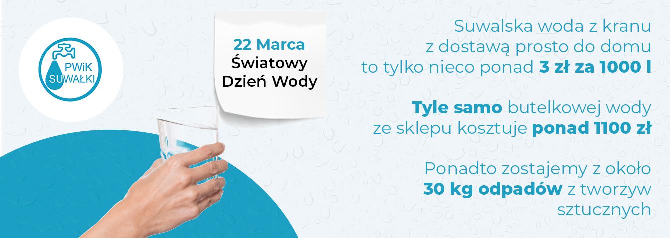 22 marca Światowy Dzień Wody
